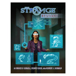 The Strange: Bestiary Role Playing Games Monte Cook Games, LLC