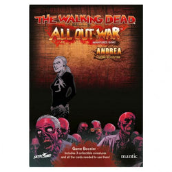 The Walking Dead: Andrea Booster Board Game Mantic Entertainment Ltd.