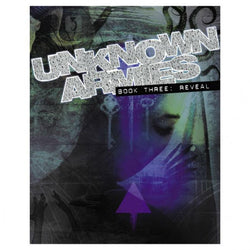 Unknown Armies 3: Book 3: Reveal CLEARANCE Atlas Games