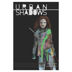 Urban Shadows Role Playing Games Magpie Games