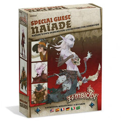 Zombicide: BP: SG: Naiade Board Game CMON