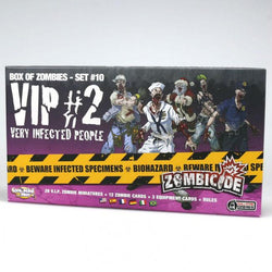 Zombicide: VIP (Very Infected People) 2 Board Game CMON