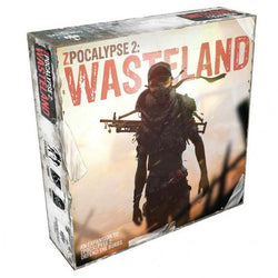 Zpocalypse 2: Into the Wasteland Board Game Greenbrier Games, Inc.