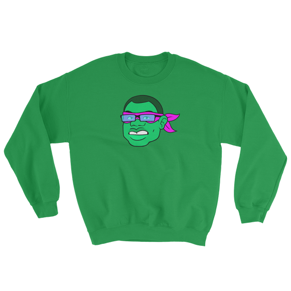 Turtle Blerd - Sweat Shirt