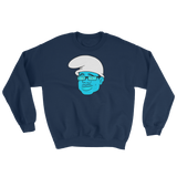 Black & Blue (Blurf) - Sweat Shirt
