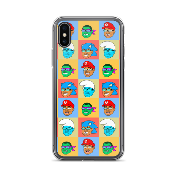 Pop Nerd - Phone Case (iPhone)