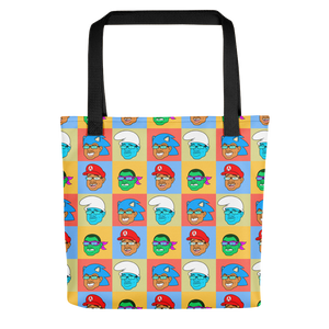 Pop Nerd - Tote Bag