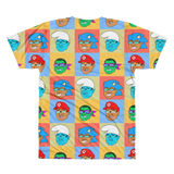 Pop Nerd - All-Over Tee