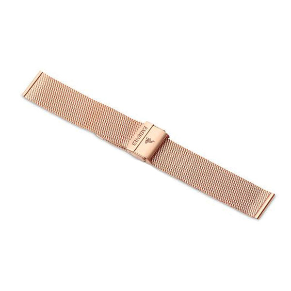 Bracelet Maille milanaise Rose Gold