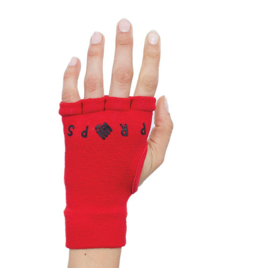 Props Athletics | Red Staple Workout Gloves