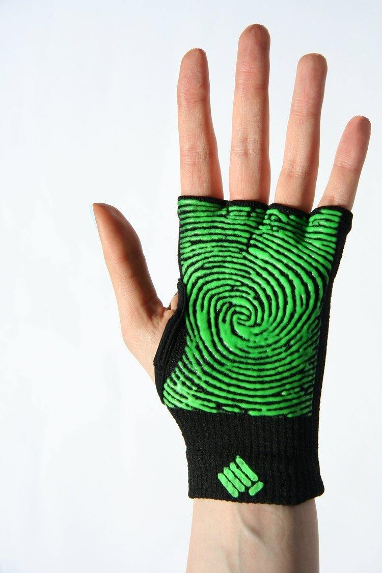 Props Athletics | Black Green Freedom Workout Gloves