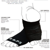 FOOTBAND - BLACK - PROPS ATHLETICS 1