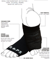 FOOTBAND - GREY - PROPS ATHLETICS 1