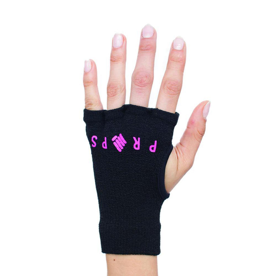 Props Staple Workout Gloves | Black & Pink