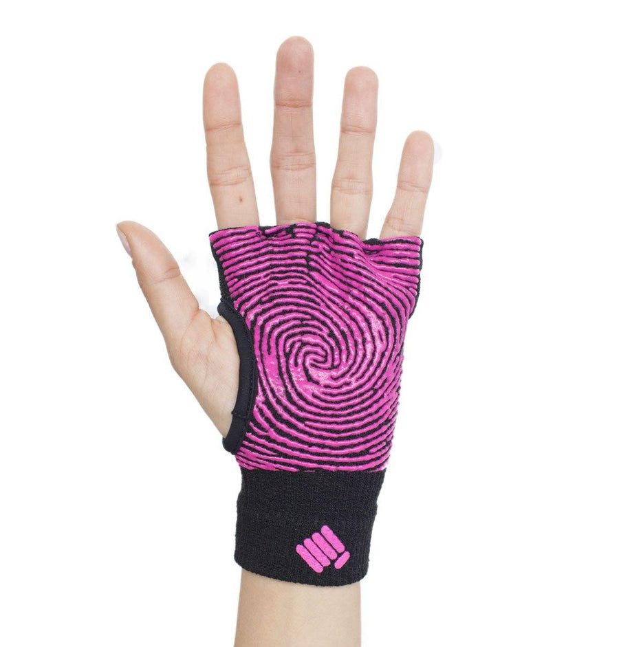 Props Freedom Workout Gloves | Black & Pink