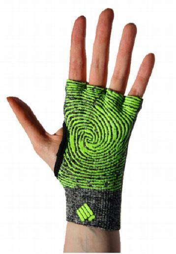 Props Athletics | Grey Neon Yellow Freedom Workout Gloves