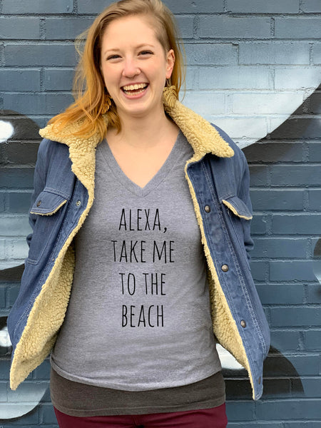 Alexa, Take Me To The Beach - MoonlightMakers