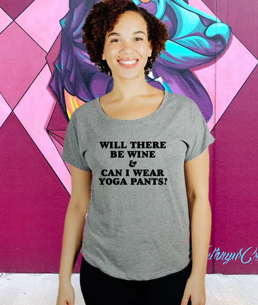Will There Be Wine & Can I Wear Yoga Pants? - MoonlightMakers