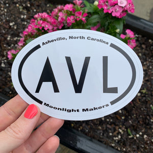 AVL - Die Cut Sticker - MoonlightMakers