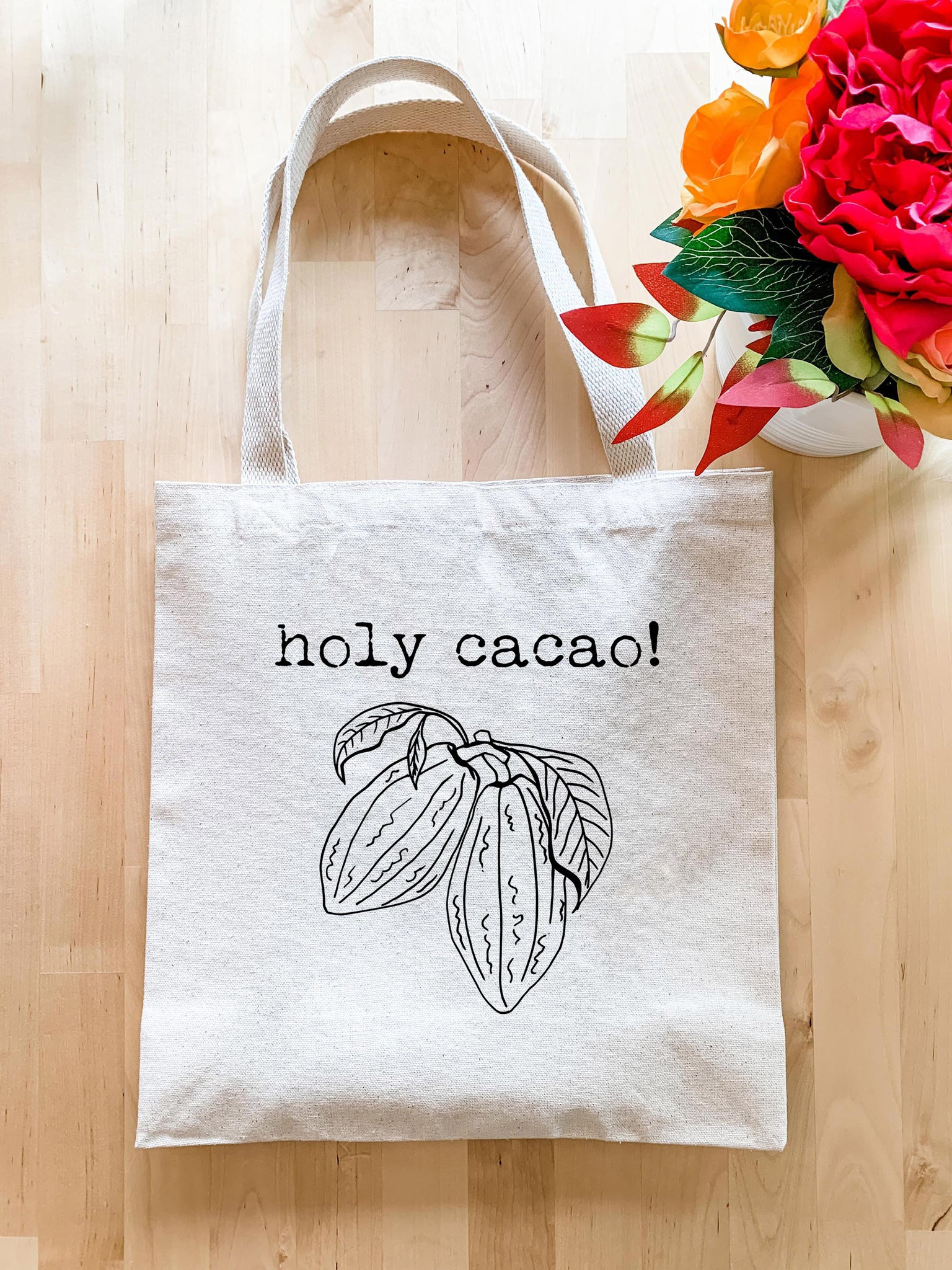 Holy Cacao! - Tote Bag