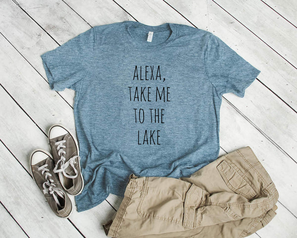 Alexa, Take Me To The Lake - MoonlightMakers