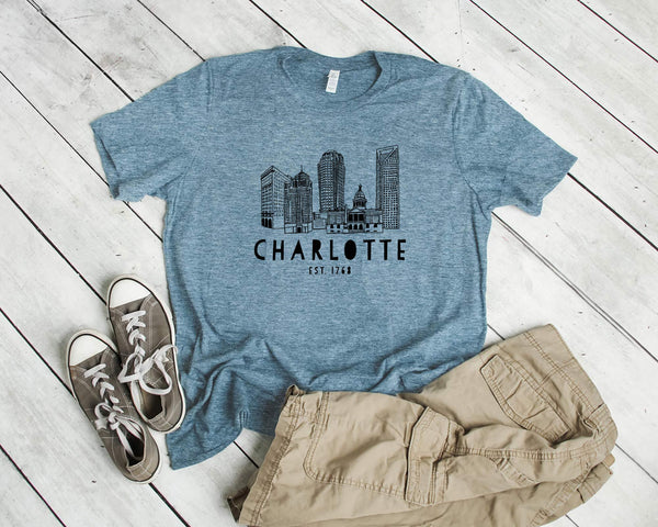Charlotte Skyline - MoonlightMakers