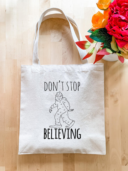 Don't Stop Believing - Tote Bag - MoonlightMakers