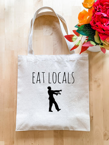Eat Locals - Tote Bag - MoonlightMakers