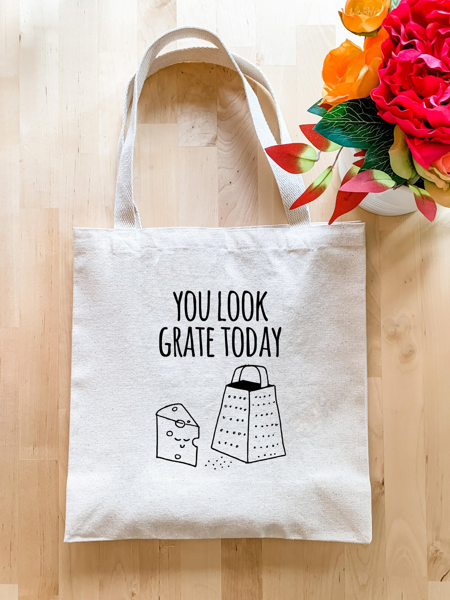 You Look Grate Today - Tote Bag - MoonlightMakers