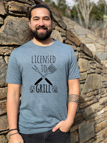 Licensed To Grill - MoonlightMakers