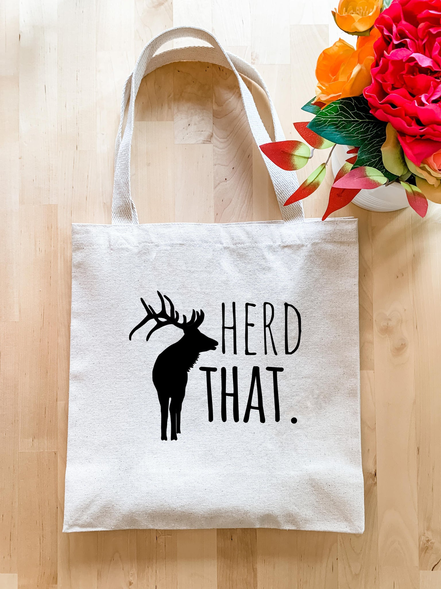 Herd That - Tote Bag - MoonlightMakers