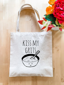 Kiss My Grits - Tote Bag - MoonlightMakers