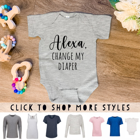 Alexa, Change My Diaper (Babies) - MoonlightMakers