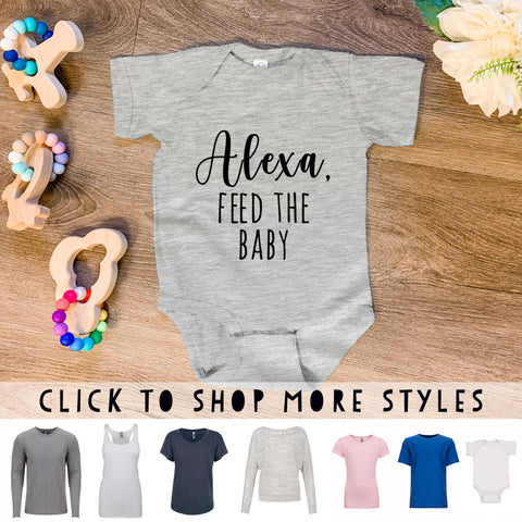 Alexa, Feed The Baby (Babies) - MoonlightMakers