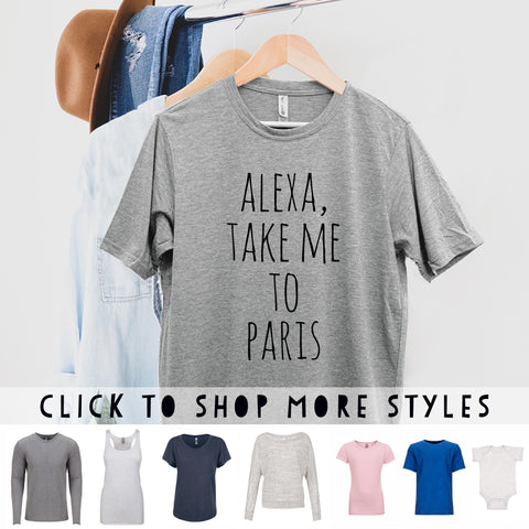 Alexa, Take Me To Paris - MoonlightMakers
