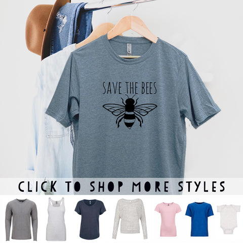Save The Bees - MoonlightMakers