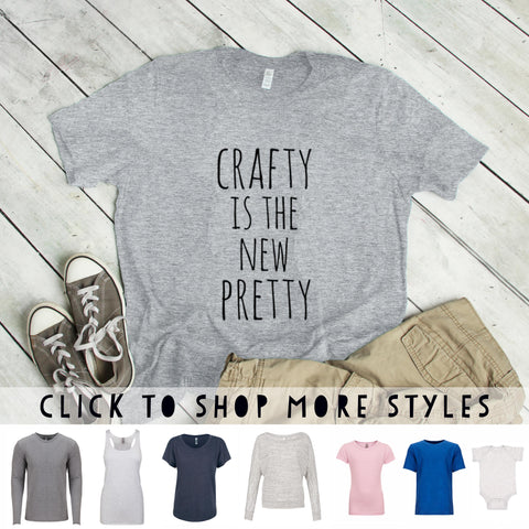 Crafty Is The New Pretty - MoonlightMakers