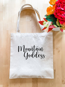 Mountain Goddess - Tote Bag - MoonlightMakers