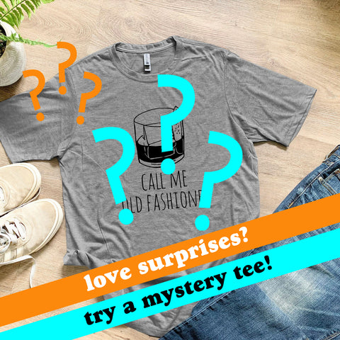 Clearance - Mystery Men's Tee! Sale - MoonlightMakers