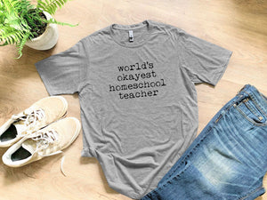 World's Okayest Homeschool Teacher - MoonlightMakers