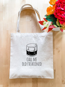Call Me Old Fashioned - Tote Bag - MoonlightMakers