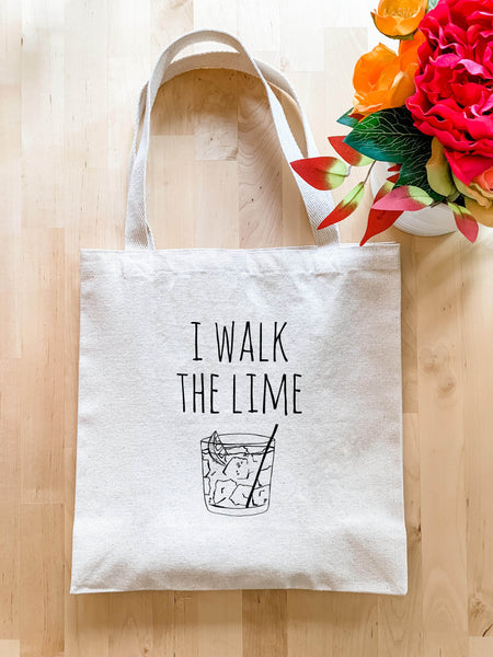 I Walk The Lime - Tote Bag - MoonlightMakers