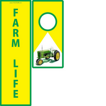 The Farm Life style is a great addition to any farm. The Q Flip is the best tabletop cornhole game in the world. The unique tethered Q is flipped not bounced and won't go missing at the tailgate or dorm party like a coin or bag. It takes the coinhole games to a whole new level of play. It makes(is) a great gift.