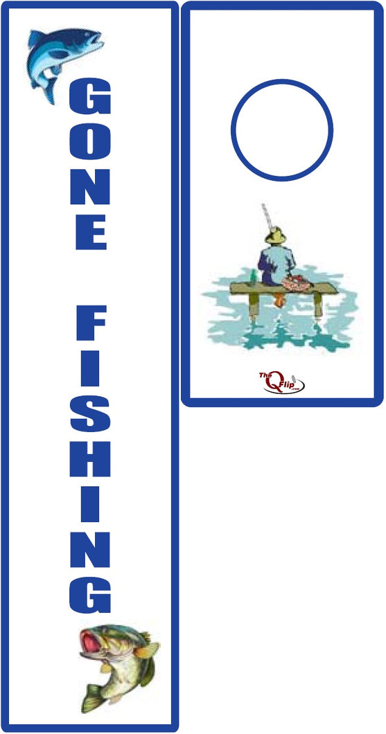 Gone Fishing 1 Hole - Tabletop/Bar Board