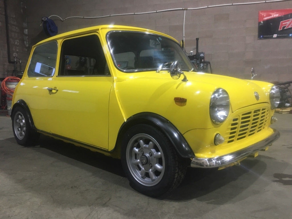 1991 Rover Mini 1275 - Sold to Norman in Calgary, Alberta, Canada