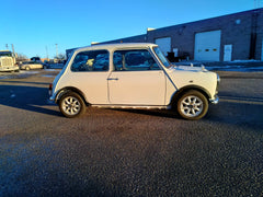 1989 Rover Mini - John Cooper Garages - SOLD to Jennie in Camrose Alberta