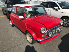 Coming Soon - 1991 Rover Classic Mini - 1275cc Carb, A/C and fresh paint job!