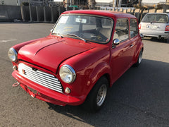 1982 Mini 1275 SOLD to Mark & Donna in Lethbridge