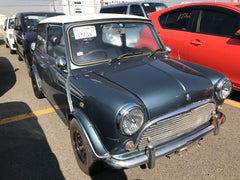 1986 Classic Mini Cooper - SOLD to Matthew from Portland Oregon!