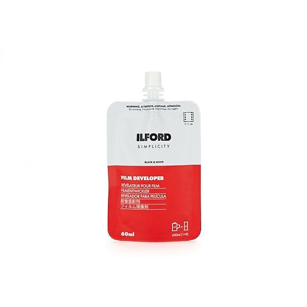 Ilford Simplicity Film Developer (1 sachet to make 600ml Working Solution)